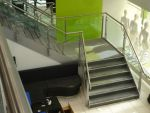 RETAIL SHOP FEATURE STAIRS